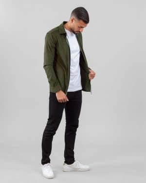 Neo-faux-suede-overshirt-moss-green-1