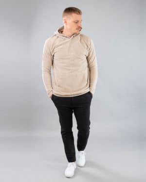 Sami-cord-hoodie-beige-1
